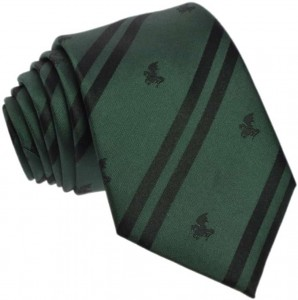 Regimental Tie 100% Silk (Black Dragon)